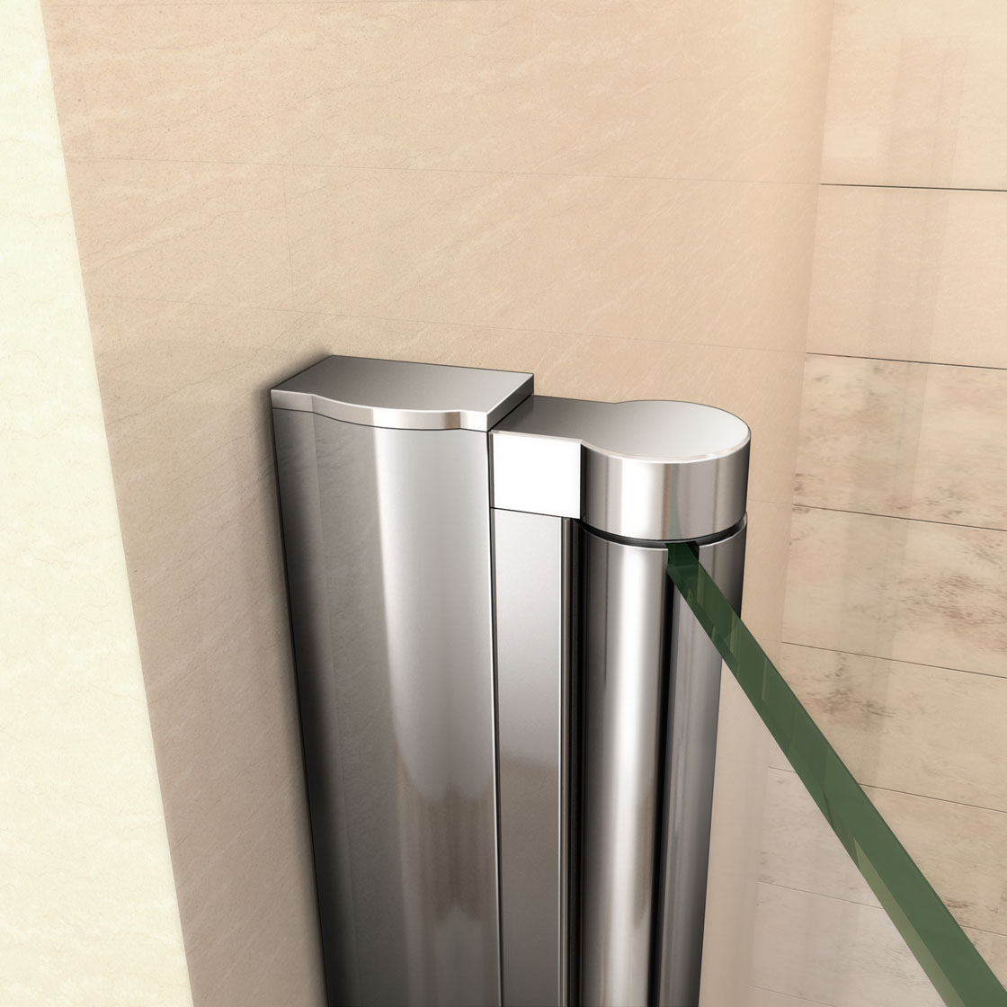 aica pivot hinge quadrant corner entry shower enclosure. Black Bedroom Furniture Sets. Home Design Ideas
