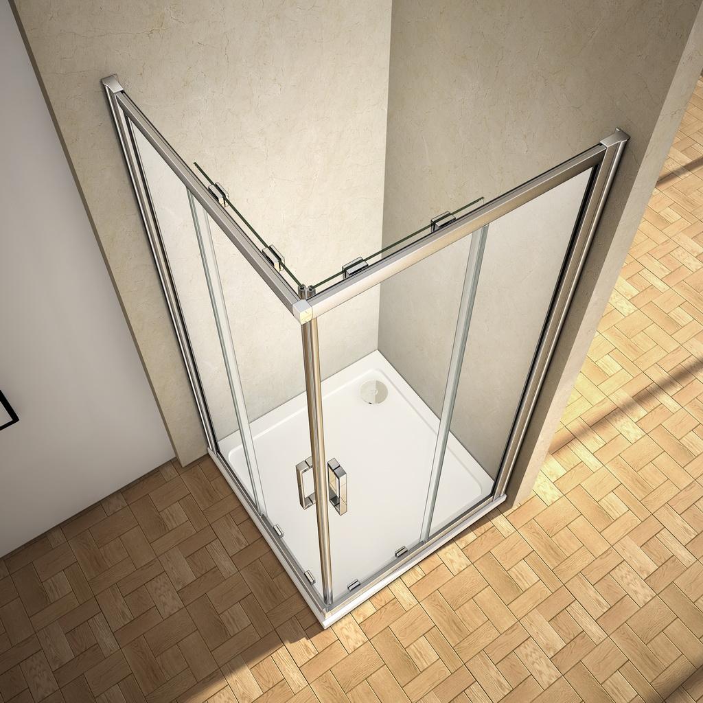 80x80cm duschkabine duschabtrennung eckeinstieg duscht r. Black Bedroom Furniture Sets. Home Design Ideas
