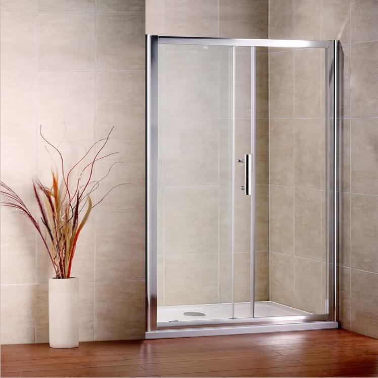 120x76cm duschabtrennung duschwand dusche glaswand nischent r mit duschtasse ebay. Black Bedroom Furniture Sets. Home Design Ideas