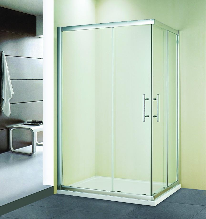 Sliding Corner Shower Doors - home decor - Mrsilva.us