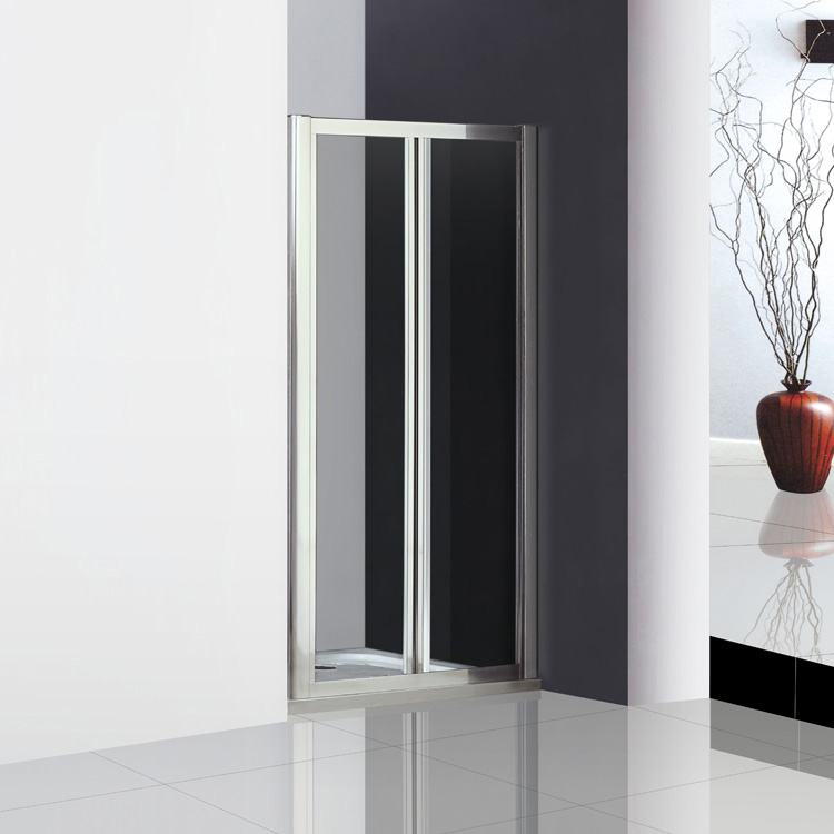 Dusche Nischent?r Rahmenlos : Walk-In Shower Door Enclosures