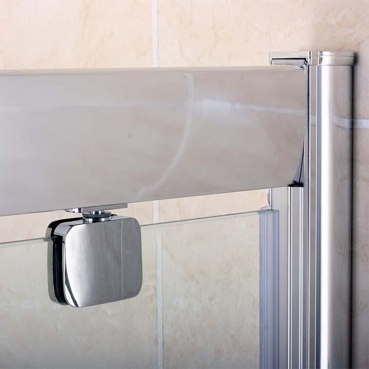 Aica pivot hinge shower door enclosure glass screen 700 for 1000mm pivot shower door