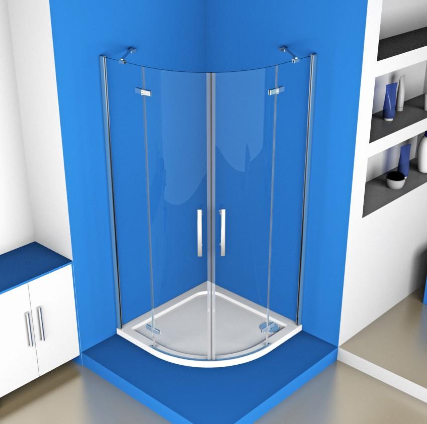 Tadelakt Dusche Selber Machen : Double Shower Enclosure
