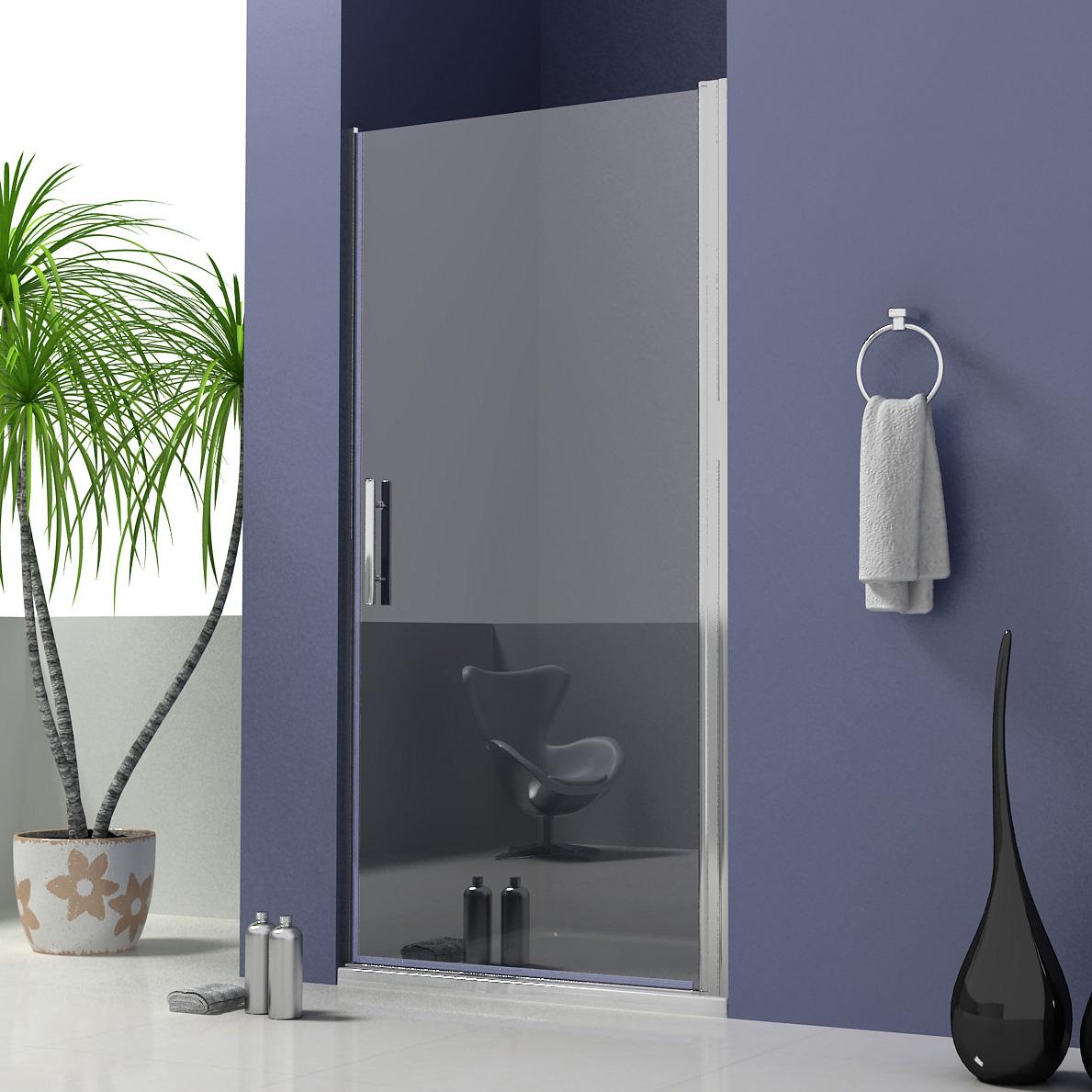 Frameless pivot shower door walk in glass screen for 1000 pivot shower door