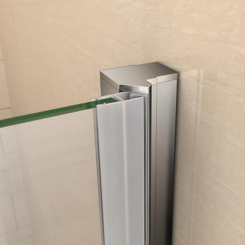 700 760 800 900 1000mm frameless pivot shower enclosure for 1000mm pivot shower door