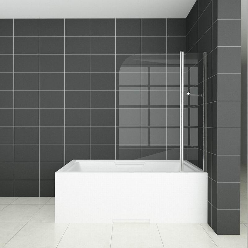 aica pivot hinge folding screen over bath shower door details about fold away shower screen over bath folding