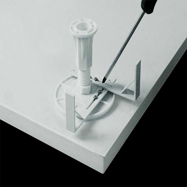 Riser Kit For Rectangle Square Shower Enclosure Tray 100mm