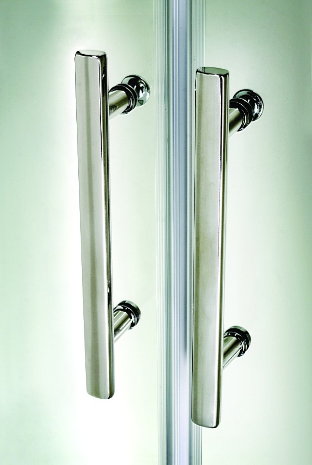 Aica Bifold Pivot Sliding Quadrant Shower Door Wet Room