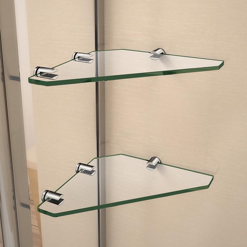 Aica Pivot Folding Hinge Bath Screen Shower Door Panel