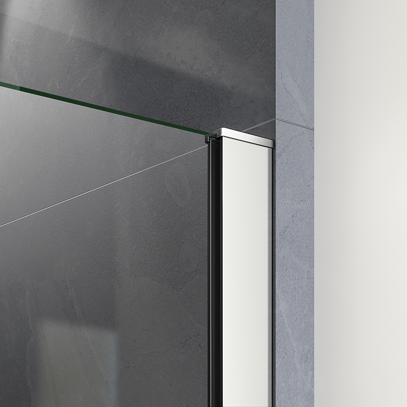 900x900 Walk In Quadrant Shower Enclosure Glass Door