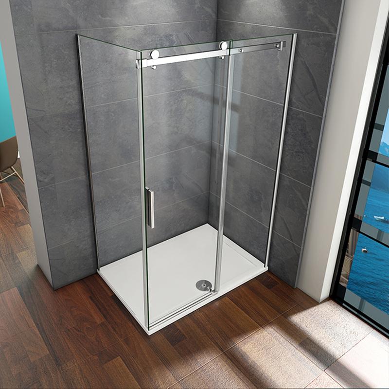 Swell 1000 1100 1200 1400Mm Wide Shower Sliding Doors Frameless Door Handles Collection Dhjemzonderlifede