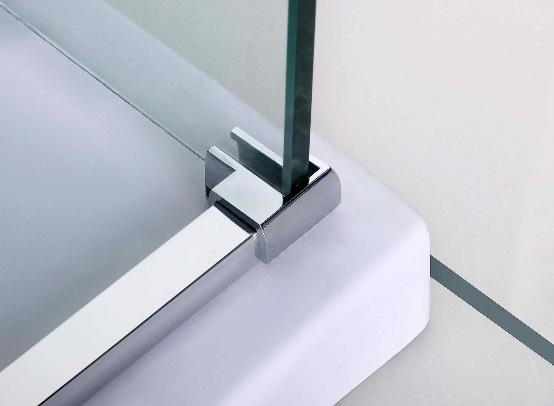 2000mm frameless sliding shower door enclosure and tray for 1200 shower door 8mm glass