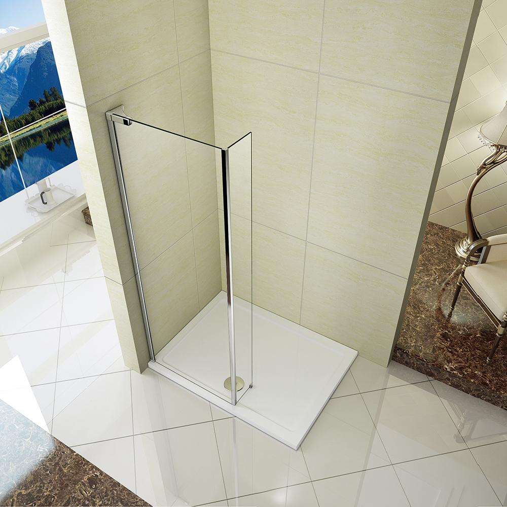 l shape wet room shower enclosure walk in glass cubicle. Black Bedroom Furniture Sets. Home Design Ideas