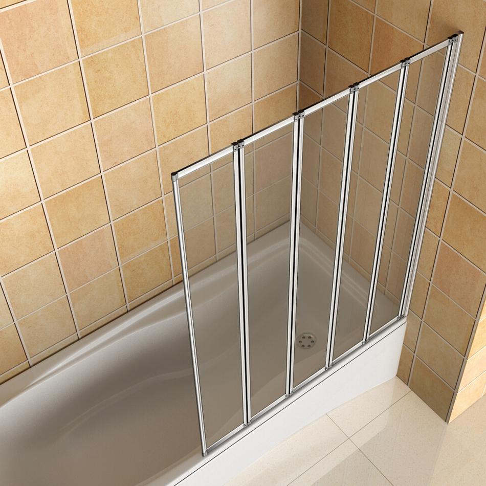 4 folds and 5 folds chrome folding bath shower screen glass panel 4 folds and 5 folds chrome folding bath shower screen glass panel v2 ebay