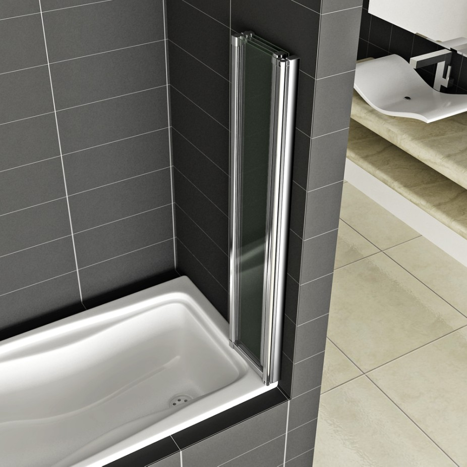 Image Result For  Corner Bath With Shower Screen