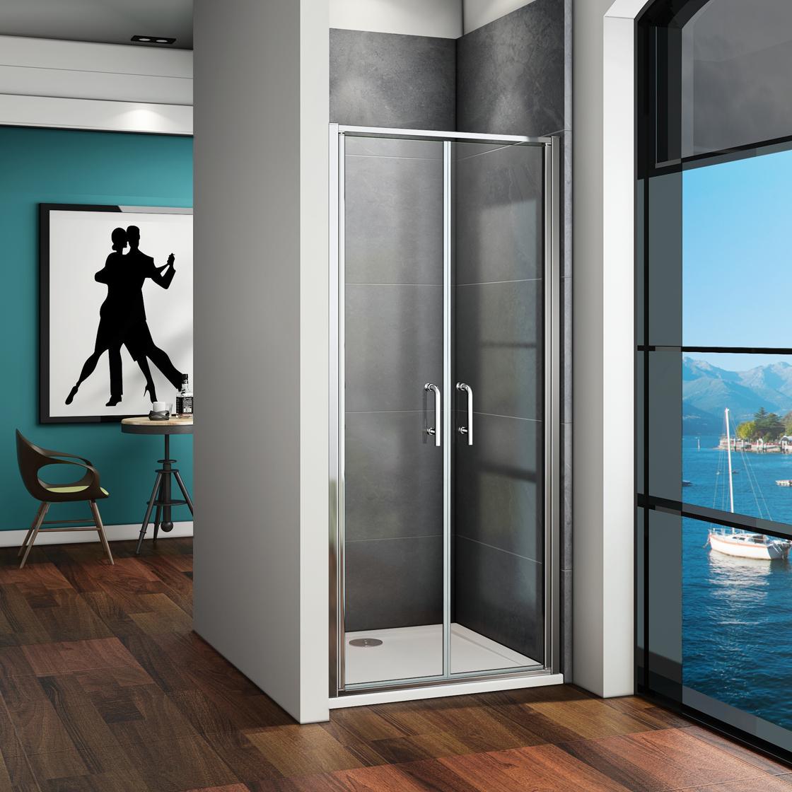 Seitenwand P560 DM-Pendeltür Schwingtür Duschabtrennung Nischentür Duschtür