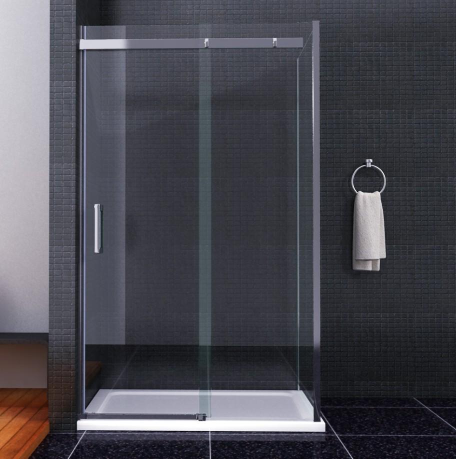 1100x760mm 8mm Easyclean Shower Enclosure Sliding Screen