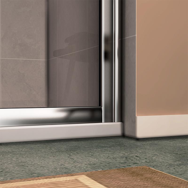8mm Sliding Door Easyclean Glass Cubicle Shower Enclosure
